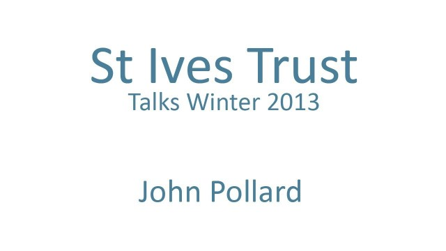 John Pollard – What Localism can do for you?