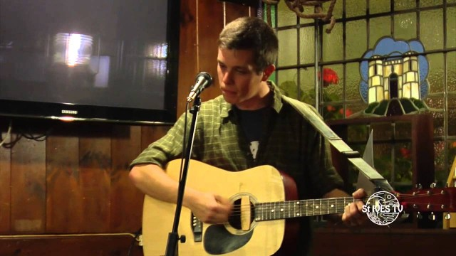 Liam Jordan @ The Castle Inn