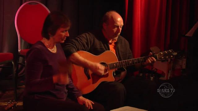 """Ogh Pendre Vyghan"" performed by The Brotherton in Kernewek"