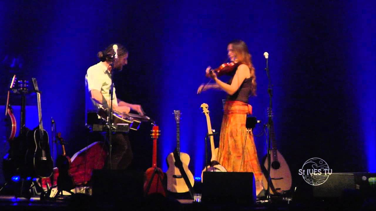 Phillip Henry & Hannah Martin at the St Ives September Festival 2011