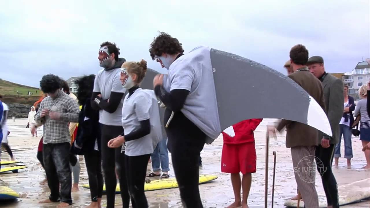 St Ives Surfing International Day