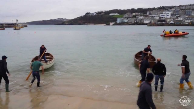Scully Race #3  St Ives VS Newquay