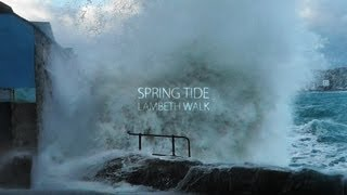 Spring Tide in St Ives