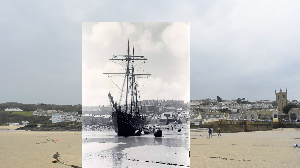 St Ives – Memories from a Bygone Era