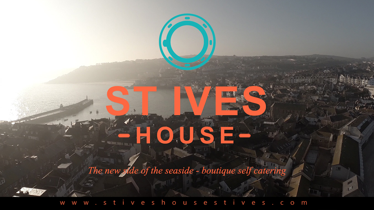 Morning lights - St Ives House