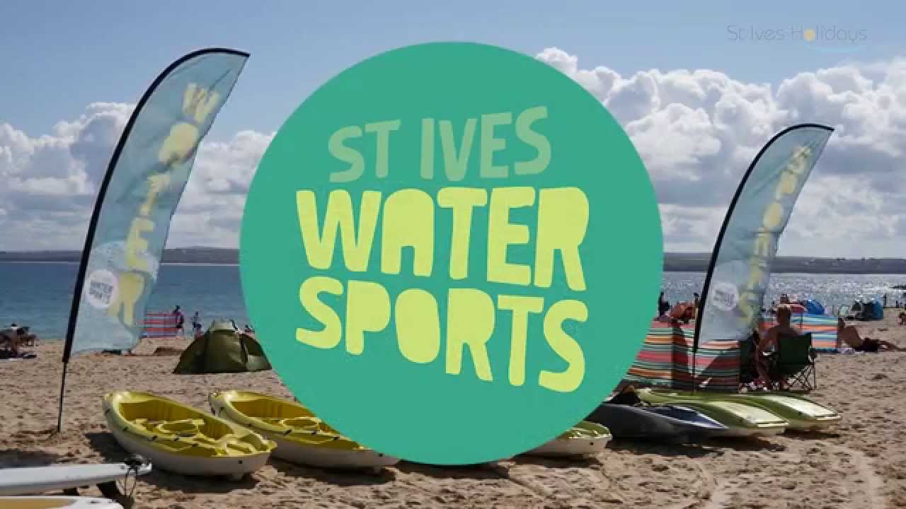 Porthminster Watersports - St Ives Holidays