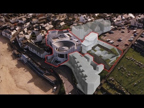 Mark Osterfield Interview – Tate St Ives phase 2