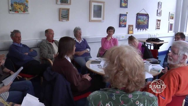 The St Ives Poetry Circle