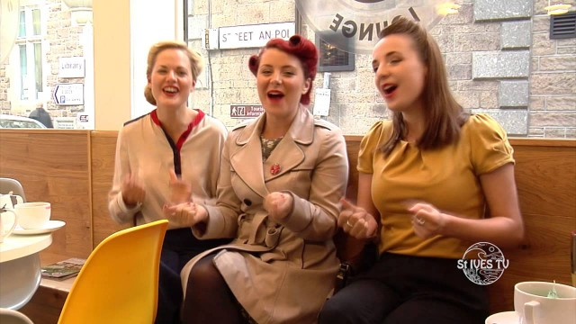 The Three Belles – Boogie Woogie Bugle Boy
