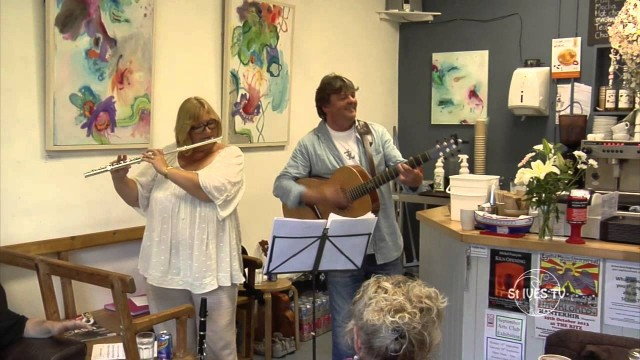 September Festival at Café Art with the Crallans