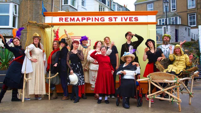 Remapping St Ives & Shallal Performance