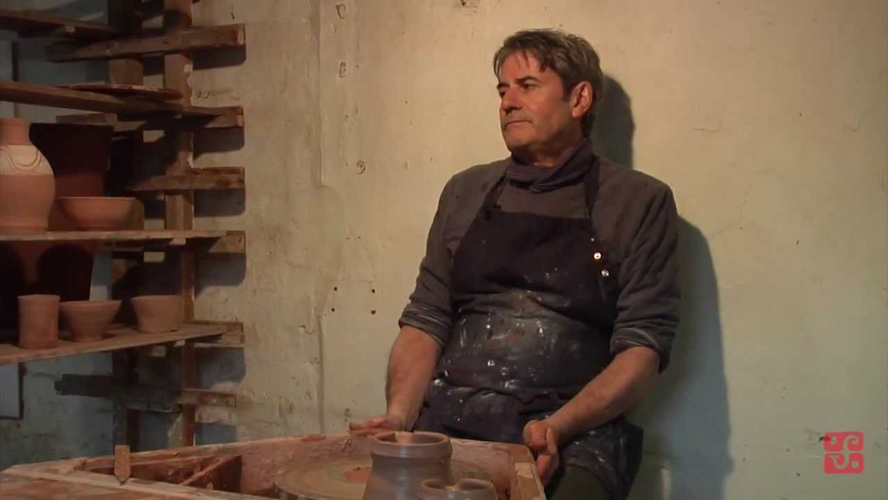 John Bedding, Lead Potter at the Leach Pottery