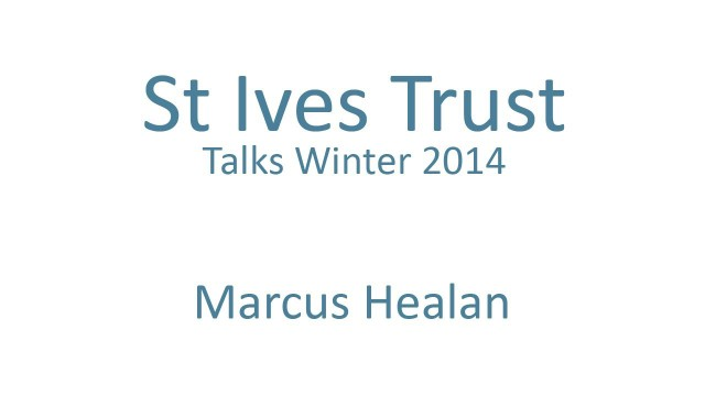 Marcus Healan – The St Ives Area Local Plan