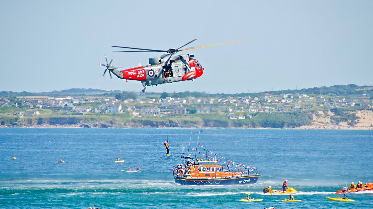 St Ives Lifeboat day 2014