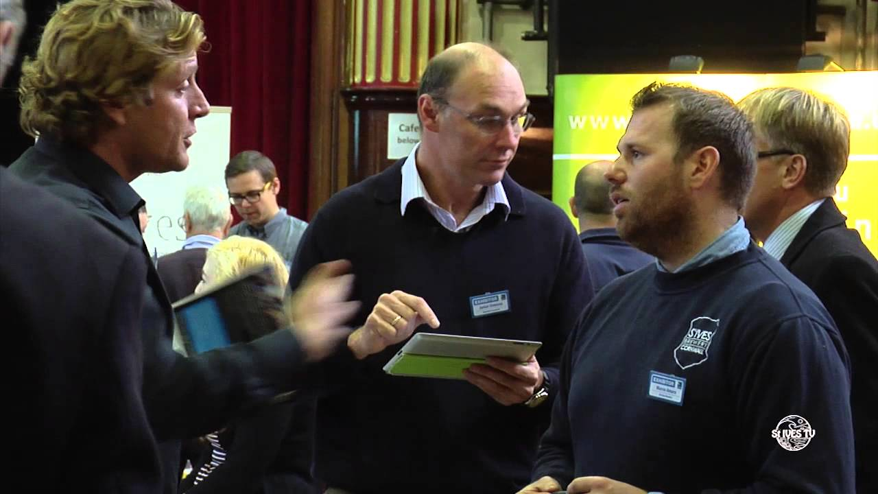 St Ives Business 2 Business Fair 2014