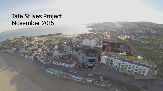 The Tate St Ives Project – November 2015